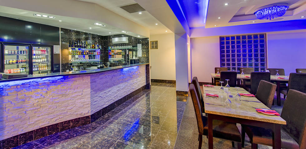 We also have a magnificent Fully Licensed A-la-Carte Restaurant with spectacular lighting, Bar and a relaxing ambience.